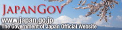 JapanGov - The Government of Japan -<br />